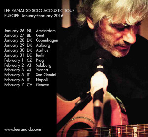 Lee Ranaldo Acoustic
