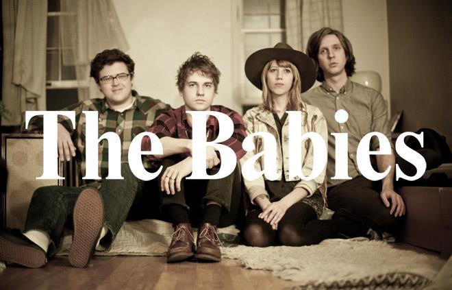 STREAM THE BABIES' NEW ALBUM – Julie Tippex